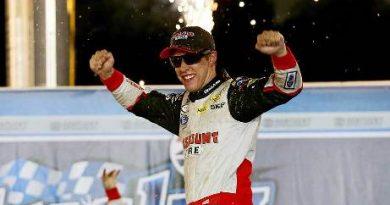 NASCAR Nationwide Series: Brad Keselowski vence em Kentucky