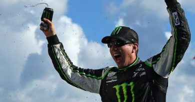 NASCAR Nationwide Series: Kyle Busch vence em Indianápolis
