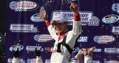NASCAR Nationwide Series: Kyle Larson vence pela primeira vez