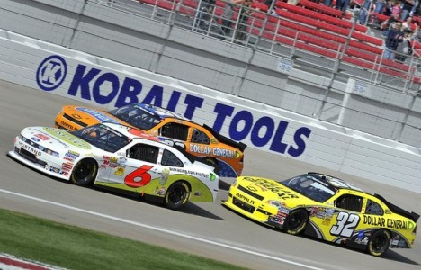 NASCAR Nationwide Series: Mark Martin vence em Las Vegas