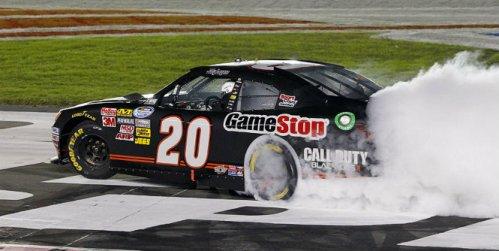NASCAR Nationwide Series: Joey Logano vence em Charlotte