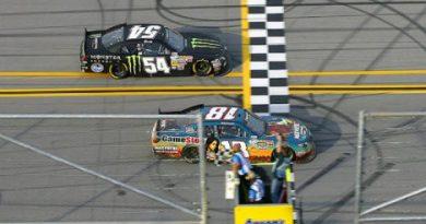 NASCAR Nationwide Series: Joey Logano vence em Talladega