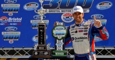NASCAR Nationwide Series: Elliott Sadler vence em Bristol