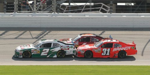 NASCAR Nationwide Series: Elliot Sadler vence em Chicago