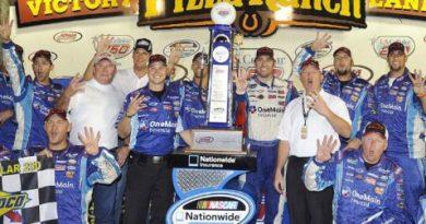 NASCAR Nationwide Series: Elliot Sadler vence em Iowa