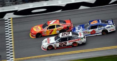NASCAR Nationwide Series: Regan Smith vence em Daytona