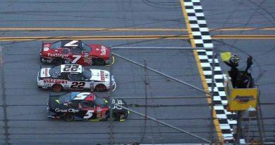NASCAR Nationwide Series: Regan Smith vence em Talladega
