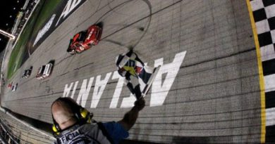 NASCAR Nationwide Series: Ricky Stenhouse Jr. vence em Atlanta