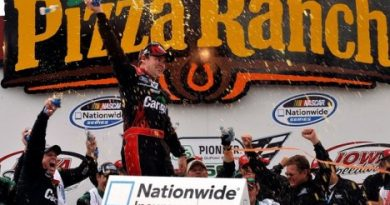 NASCAR Nationwide Series: Ricky Stenhouse Jr. vence em Iowa