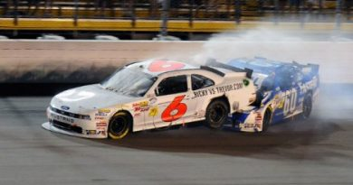 NASCAR Nationwide Series: Em final incrível Ricky Stenhouse Jr. vence em Iowa