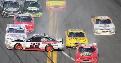NASCAR Nationwide Series: Tony Stewart vence abertura da temporada em Daytona