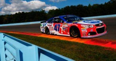 NASCAR Sprint Cup Series: A.J.Allmendinger marca a pole em Watkins Glen