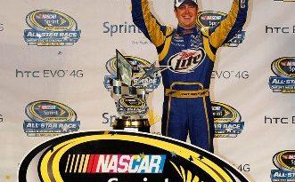 NASCAR Sprint Cup Series: Kurt Busch vence o All-Star
