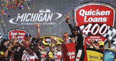 NASCAR Sprint Cup Series: Greg Biffle vence em Michigan