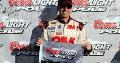NASCAR Sprint Cup Series: Greg Biffle marca a pole no Texas
