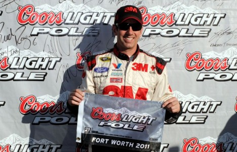 NASCAR Sprint Cup Series: Greg Biffle marca a pole no Texas