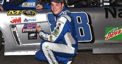 NASCAR Sprint Cup Series: Alex Bowman marca a pole em Phoenix
