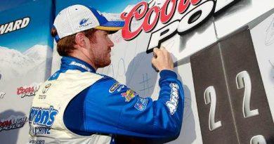 NASCAR Sprint Cup Series: Brian Vickers marca a pole em Talladega