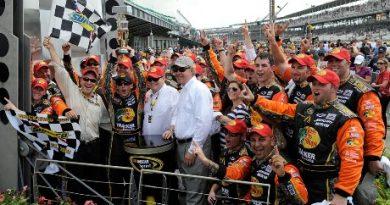NASCAR Sprint Cup Series: Jamie McMurray vence a Brickyard 400