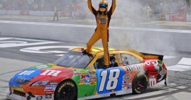NASCAR Sprint Cup Series: Kyle Busch vence em Bristol