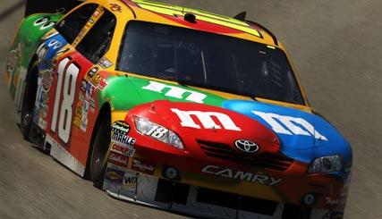 NASCAR Sprint Cup Series: Kyle Busch sai na pole-position em Richmond