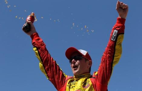 NASCAR Sprint Cup Series: Kurt Busch vence em Sonoma