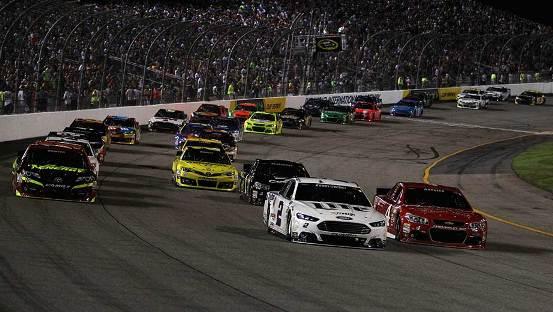 NASCAR Sprint Cup Series: Brad Keselowski vence em Richmond