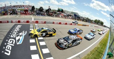 NASCAR Sprint Cup: Kyle Busch vence em Watkins Glen