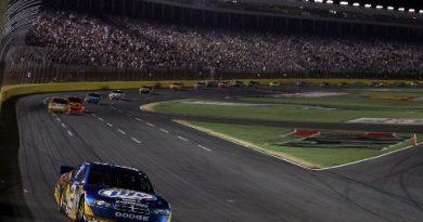 NASCAR Sprint Cup Series: Kurt Busch vence em Charlotte