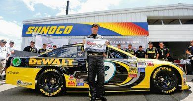 NASCAR Sprint Cup Series: Marcos Ambrose marca a pole em Watkins Glen