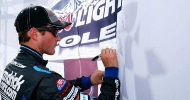 NASCAR Sprint Cup Series: Kasey Kahne marca a pole em Martinsville