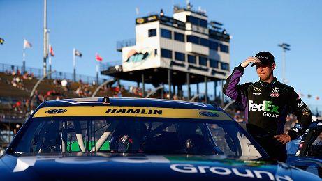 NASCAR Sprint Cup Series: Denny Hamlin marca a pole em Phoenix