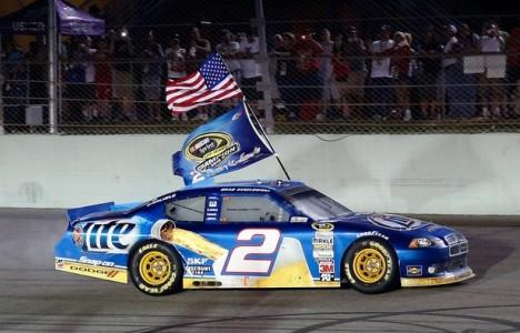 NASCAR Sprint Cup Series: Jeff Gordon vence a última do ano. Brad Keselowski é o Campeão de 2012