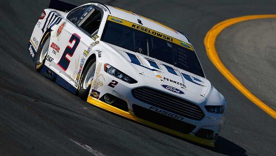 NASCAR Sprint Cup Series: Brad Keselowski marca a pole em New Hampshire