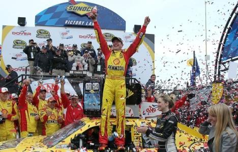 NASCAR Sprint Cup Series: Kurt Busch vence em Dover