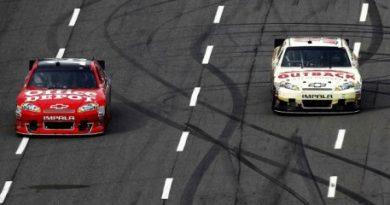 NASCAR Sprint Cup Series: Ryan Newman vence em Martinsville