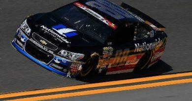 NASCAR Sprint Cup Series: Mau tempo cancela treino classificatório em Daytona