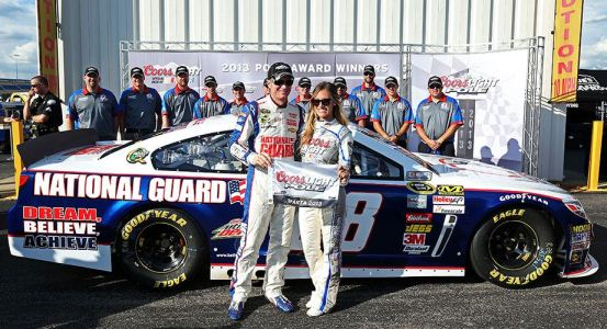 NASCAR Sprint Cup: Dale Earnhardt Jr. marca a pole em Kentucky