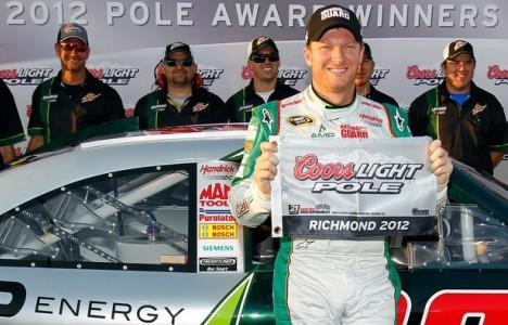 NASCAR Sprint Cup Series: Dale Earnhardt Jr marca a pole em Richmond