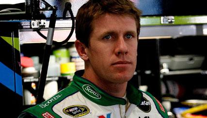 NASCAR Sprint Cup Series: Após provocar acidente, Carl Edwards fica apenas em observação