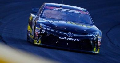 NASCAR Sprint Cup Series: Carl Edwards vence a Coca-Cola 600