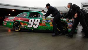 NASCAR Sprint Cup Series: Chuva cancela treino em Martinsville