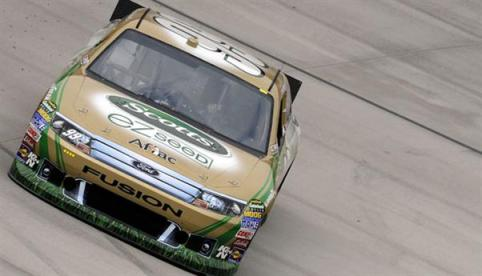 NASCAR Sprint Cup Series: Carl Edwards marca a pole-position em Bristol