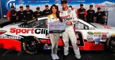 NASCAR Sprint Cup Series: Carl Edwards marca a pole em New Hampshire