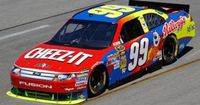 NASCAR Sprint Cup Series: Carl Edwards marca a pole em Richmond
