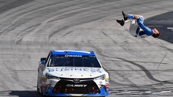 NASCAR Sprint Cup Series: Carl Edwards vence em Bristol