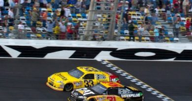 NASCAR Sprint Cup Series: Kurt Busch e Jeff Burton vencem as Gatorade Duel