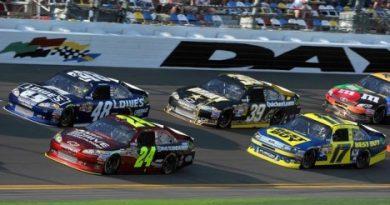NASCAR Sprint Cup Series: Definido o grid para as 500 Milhas de Daytona