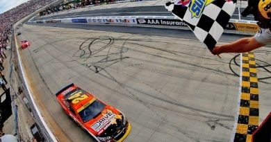 NASCAR Sprint Cup Series: Jeff Gordon vence em Dover