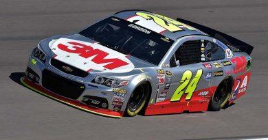NASCAR Sprint Cup Series: Jeff Gordon marca a pole em Las Vegas